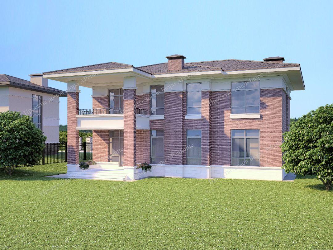Проекты домов 2020 года