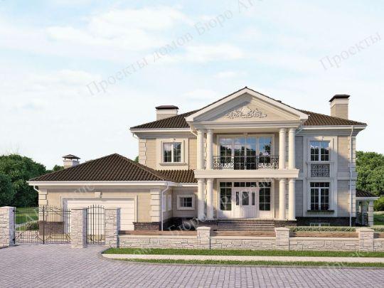 Проект дома Классика цена
