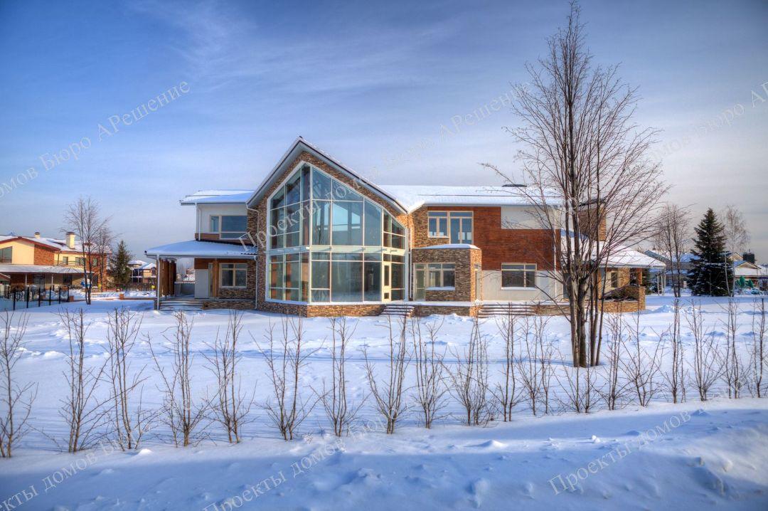 1000 проектов домов