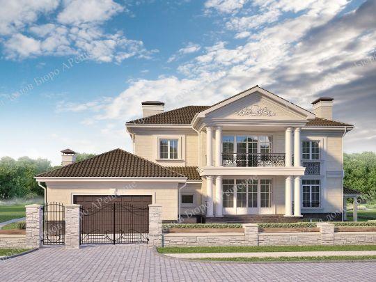 Проекты домов Классика - купить