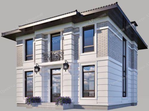 Коттеджный поселок Ренессанс Парк - проекты домов