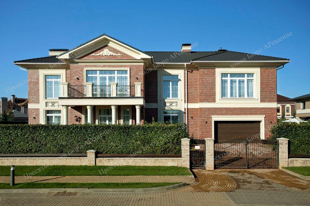 Проекты домов Классика