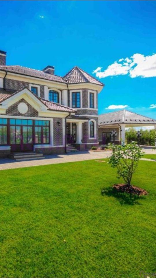 Проекты загородных домов фото