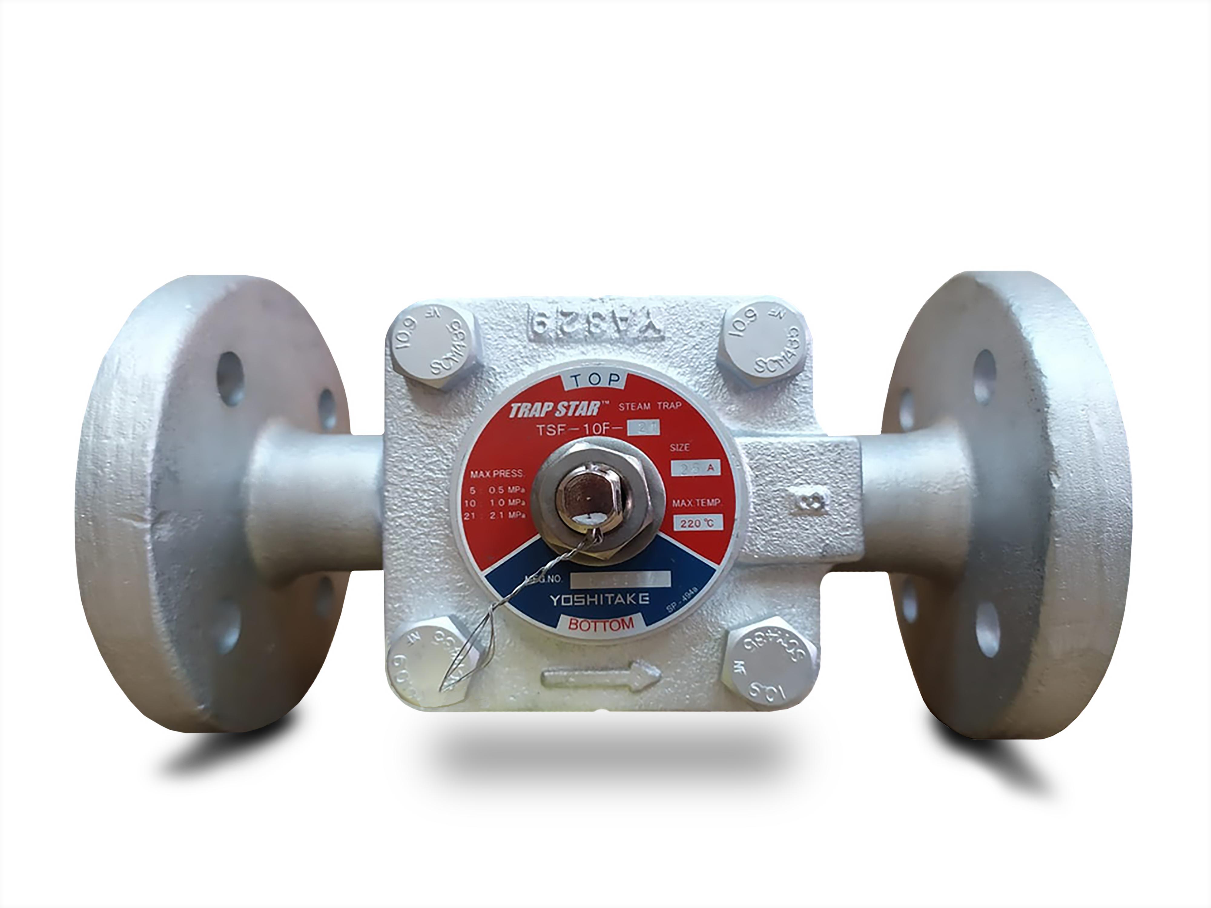 картинка Поплавковый конденсатоотводчик TSF-10F SP фланцевый  от магазина SteamPark+