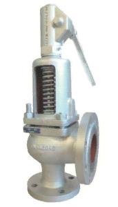 картинка AF-9EN SP Полнопроходной предохранительный клапан  от магазина SteamPark+