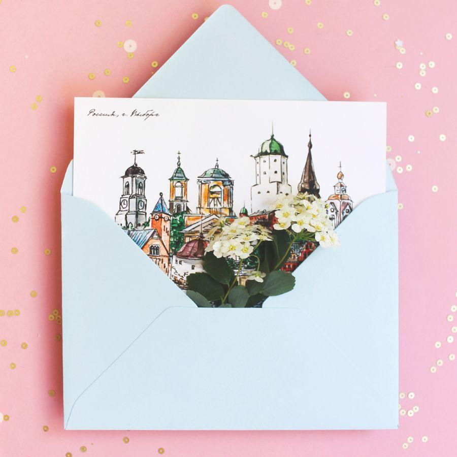 Открытки печать в Петрозаводске