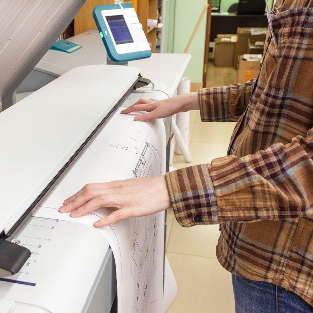 Печать формата А2 в Петрозаводске