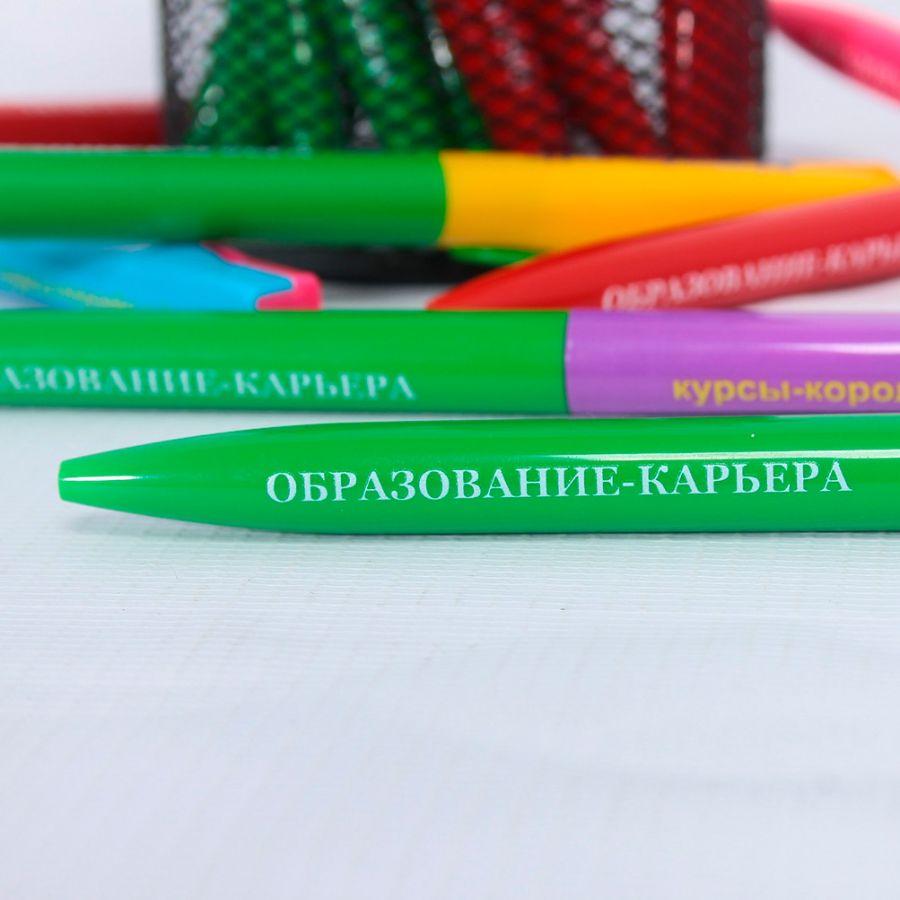 Нанесение лого на ручку в Петрозаводске