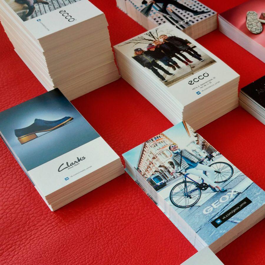 Визитные карточки в Петрозаводске