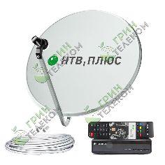 Комплект НТВ-ПЛЮС на 1 телевизор с ресивером