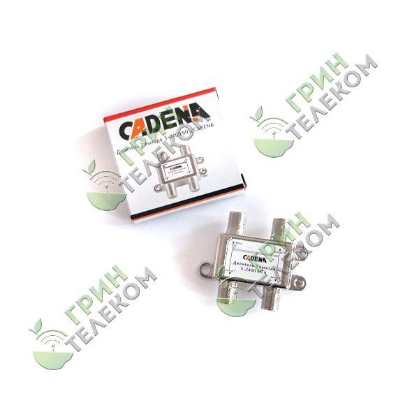 Делитель 3 выхода 5-2400 МГц Cadena