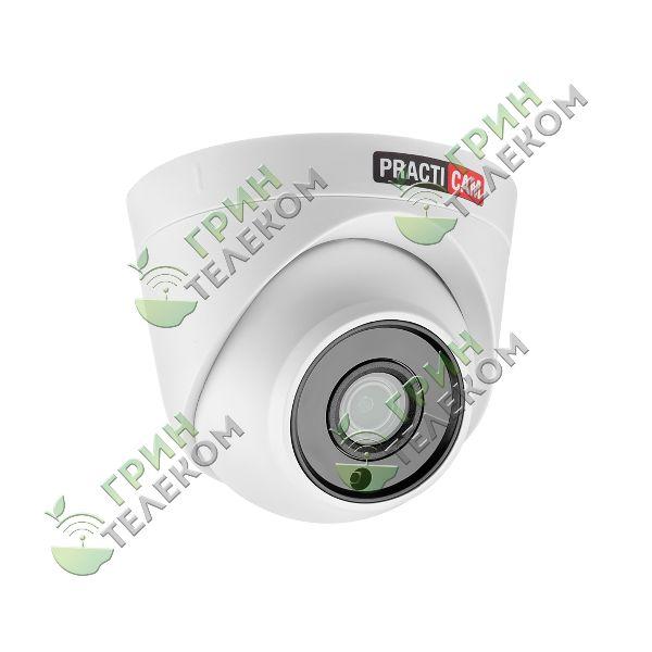 Видеокамера купольная для помещений PT-MHD5M-C