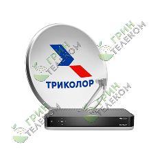 Комплект ТРИКОЛОР 4K на 1 телевизор