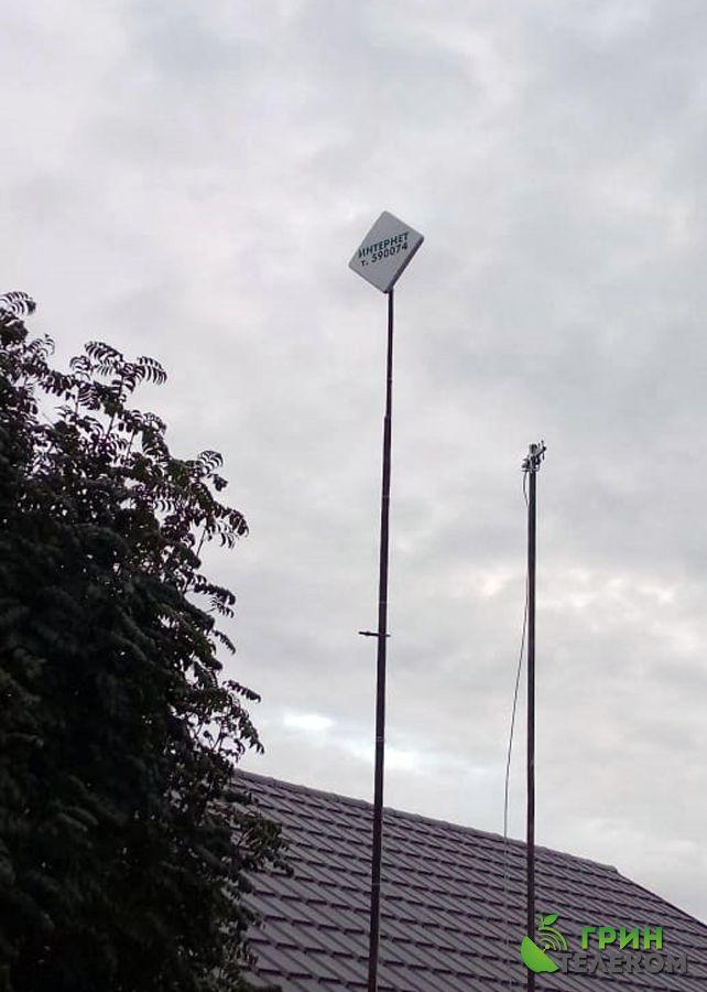 пос. Чернореченский - Установка 3G/4G интернета.