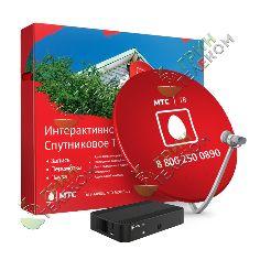 Комплект МТС на 1 телевизор с ресивером