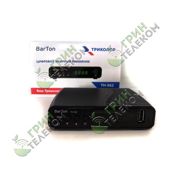 Приемник цифровой эфирный BarTon TH-562