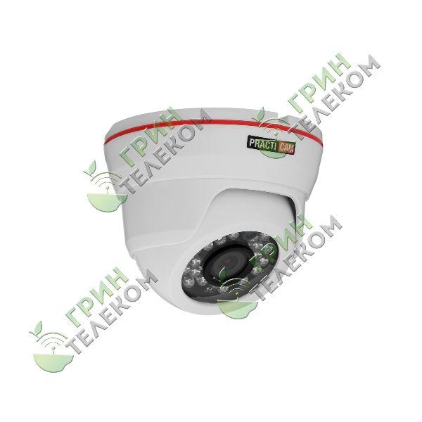 Видеокамера купольная для помещений PT-MHD1080P-C-IR