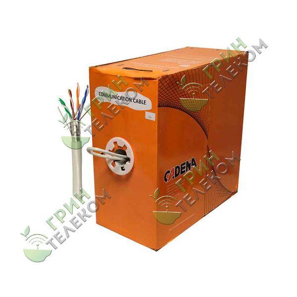 Кабель для компьютерных сетей CADENA UTP4-CAT5e (24 AWG)