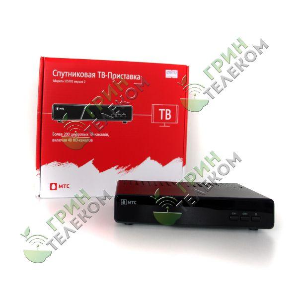 Ресивер МТС DS701