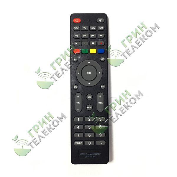 Пульт универсальный Huayu для приставок DVB-T2+3TV с функцией обучения