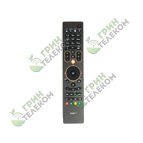 Пульт НТВ+ Sagemcom DS187-1 HD NTV+ Delly SAT