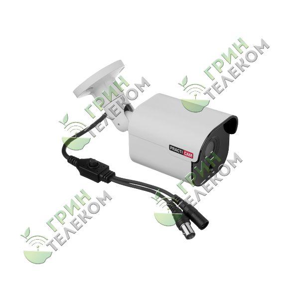 Видеокамера малогабаритная уличная PT-MHD5M-MB