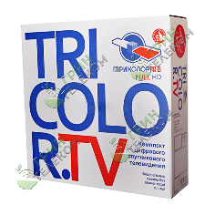 Комплект ТРИКОЛОР на 1 телевизор с CI+ модулем