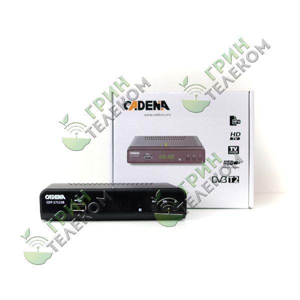 Приемник цифровой CADENA CDT-1711SB