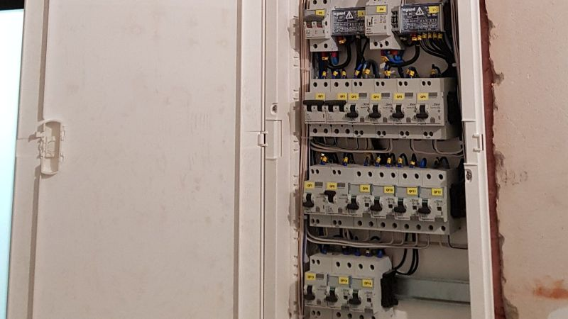 сборка и монтаж электрощитов