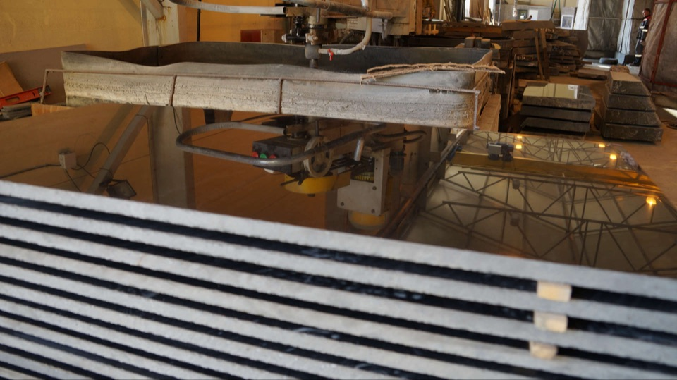 Полированные плиты из Габбро, полированные плиты из гранита