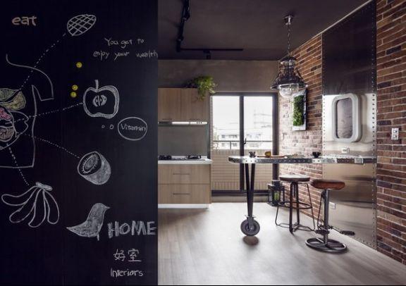 Проект квартиры в центре города