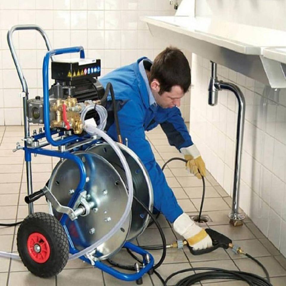 принцип работы гидродинамической чистки канализации в Михайловске и Ставрополе