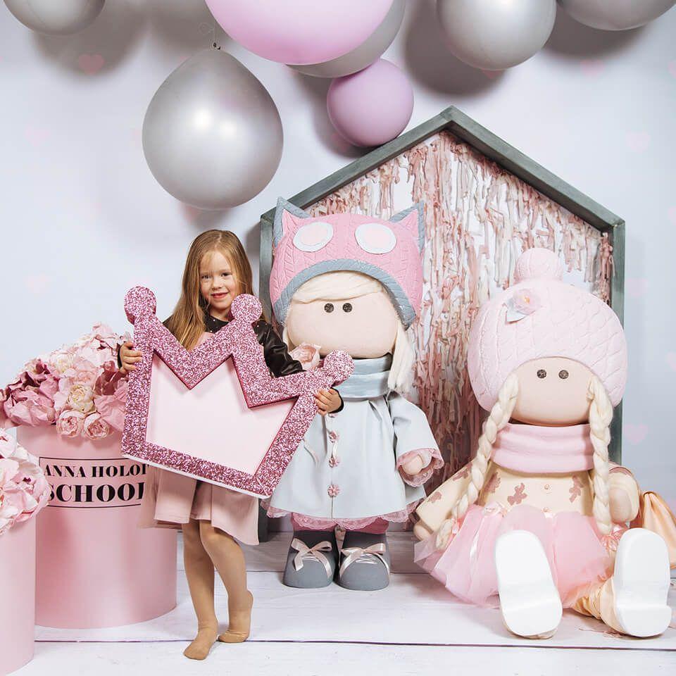 Мастер-класс куклы фото 2
