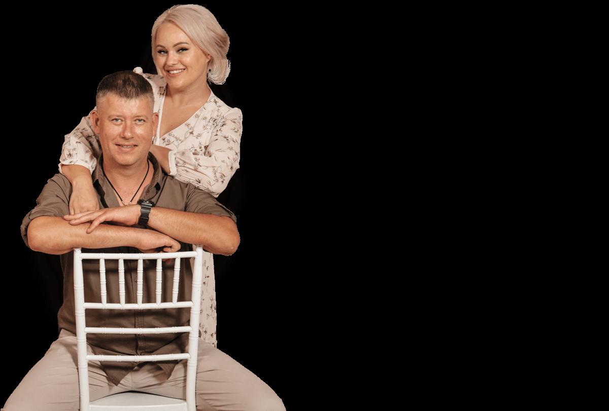 Дмитрий и Анна Холод