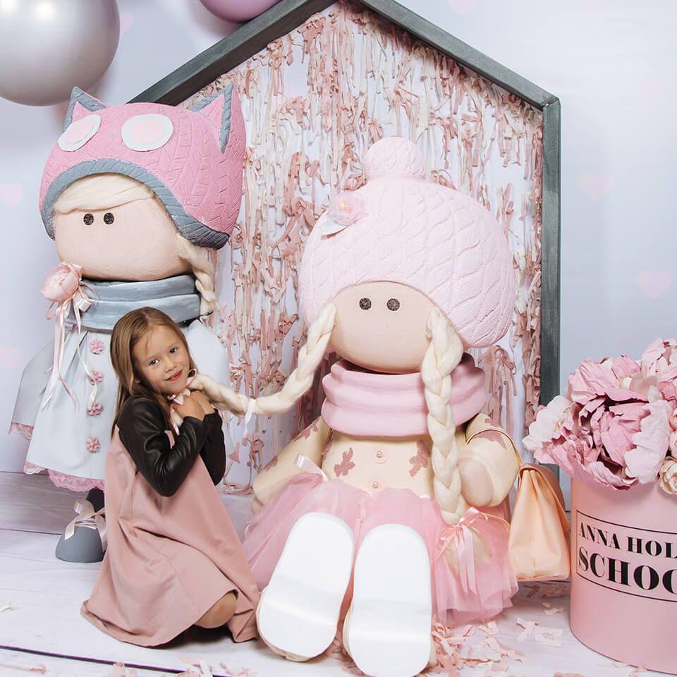 Мастер-класс куклы фото 4