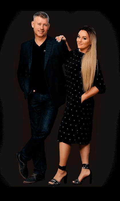 Анна и Дмитрий Холод фото