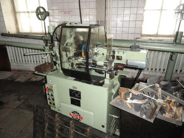 Токарный автомат LICO TLA 16