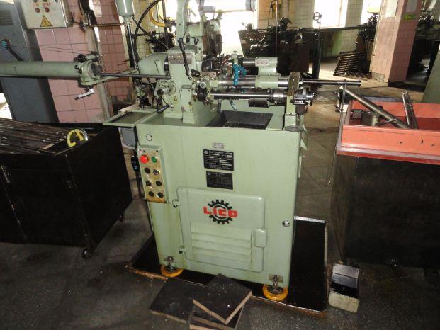 токарный автомат LICO TLA 25