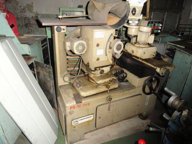 оптико-шлифовальный станок swpo80