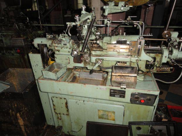 Автомат продольного точения 1М10да