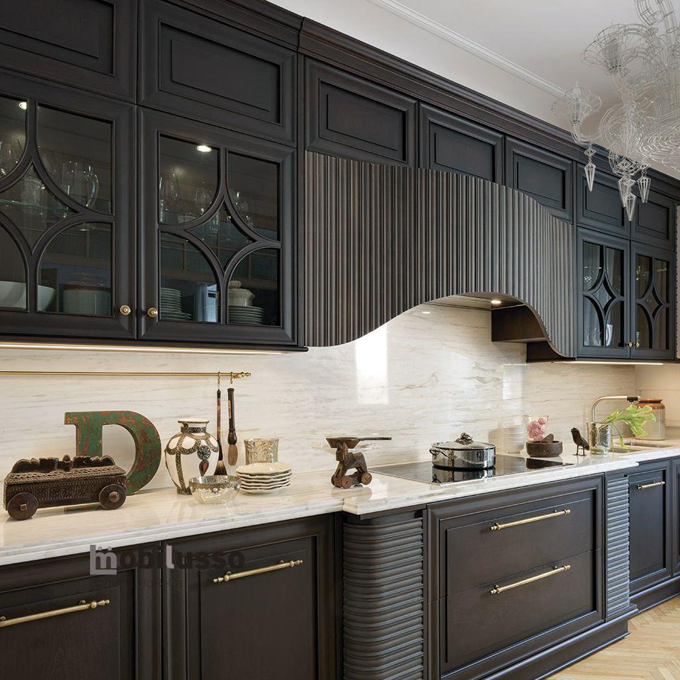 Кухня в стиле ар-деко Мобилуссо