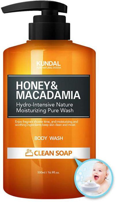 картинка Kundal гель для душа Запах чистоты 500 мл от магазина Одежда+