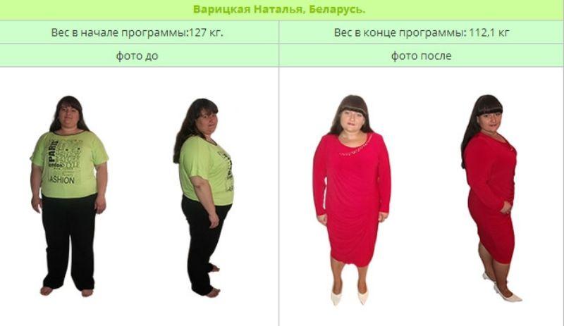 Сбросить лишний вес nsp