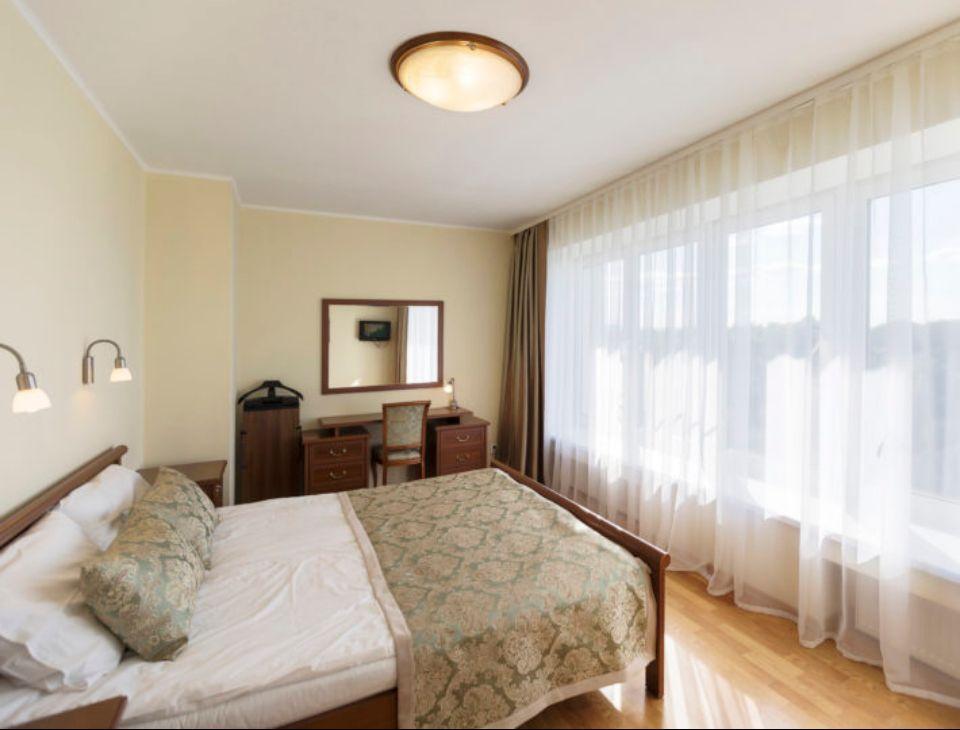 Категория номеров - повышенная комфортность и апартаменты