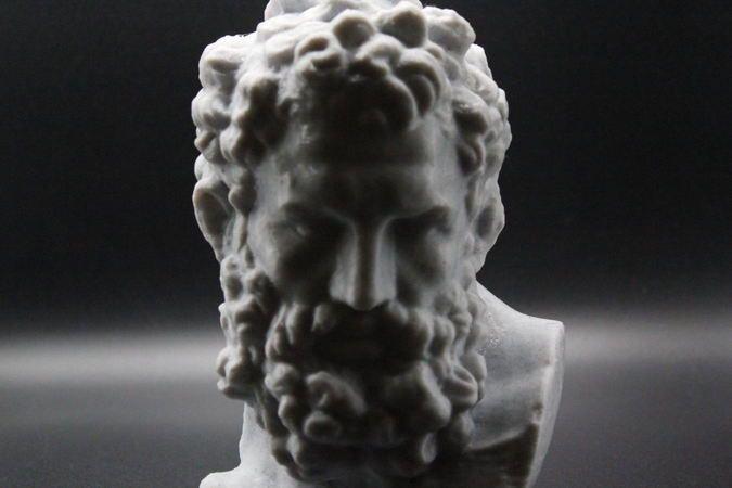 PLA с имитацией мрамора - REDFAB
