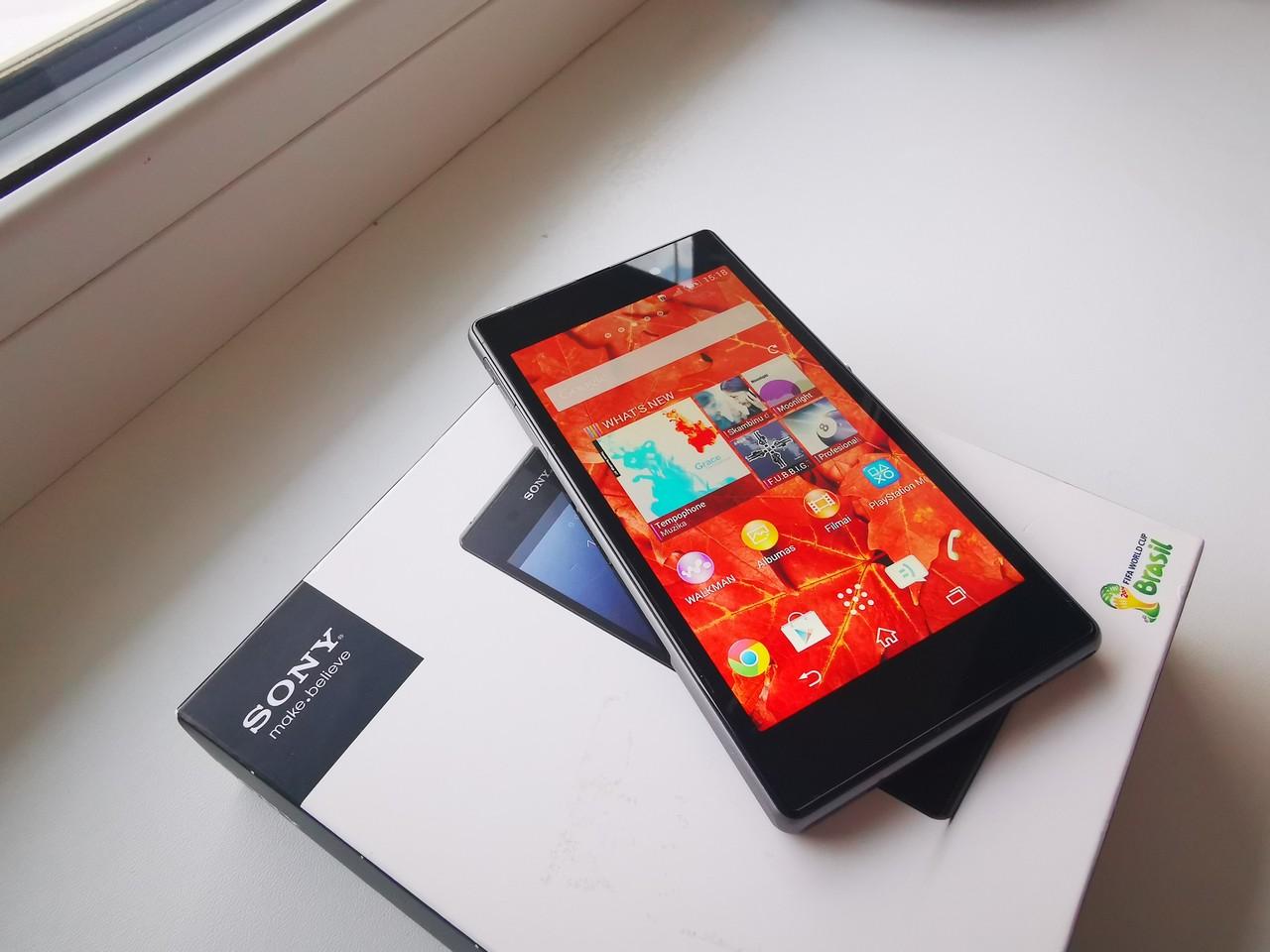картинка Naudotas Sony Xperia Z1  от магазина Одежда+