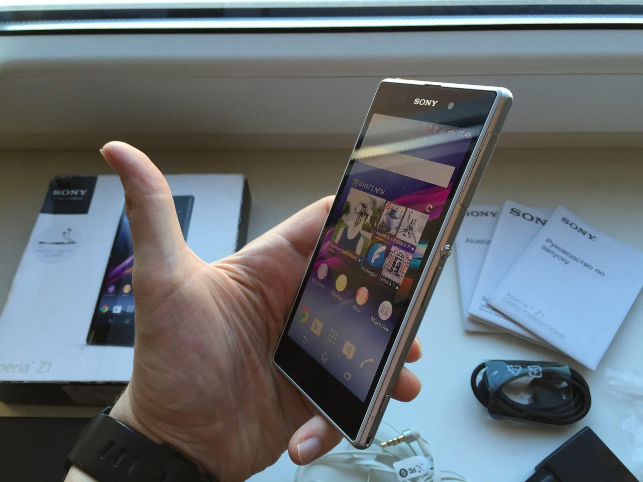 картинка Sony Xperia Z1 su 2.2 GHz Quad Core 4G  от магазина Одежда+