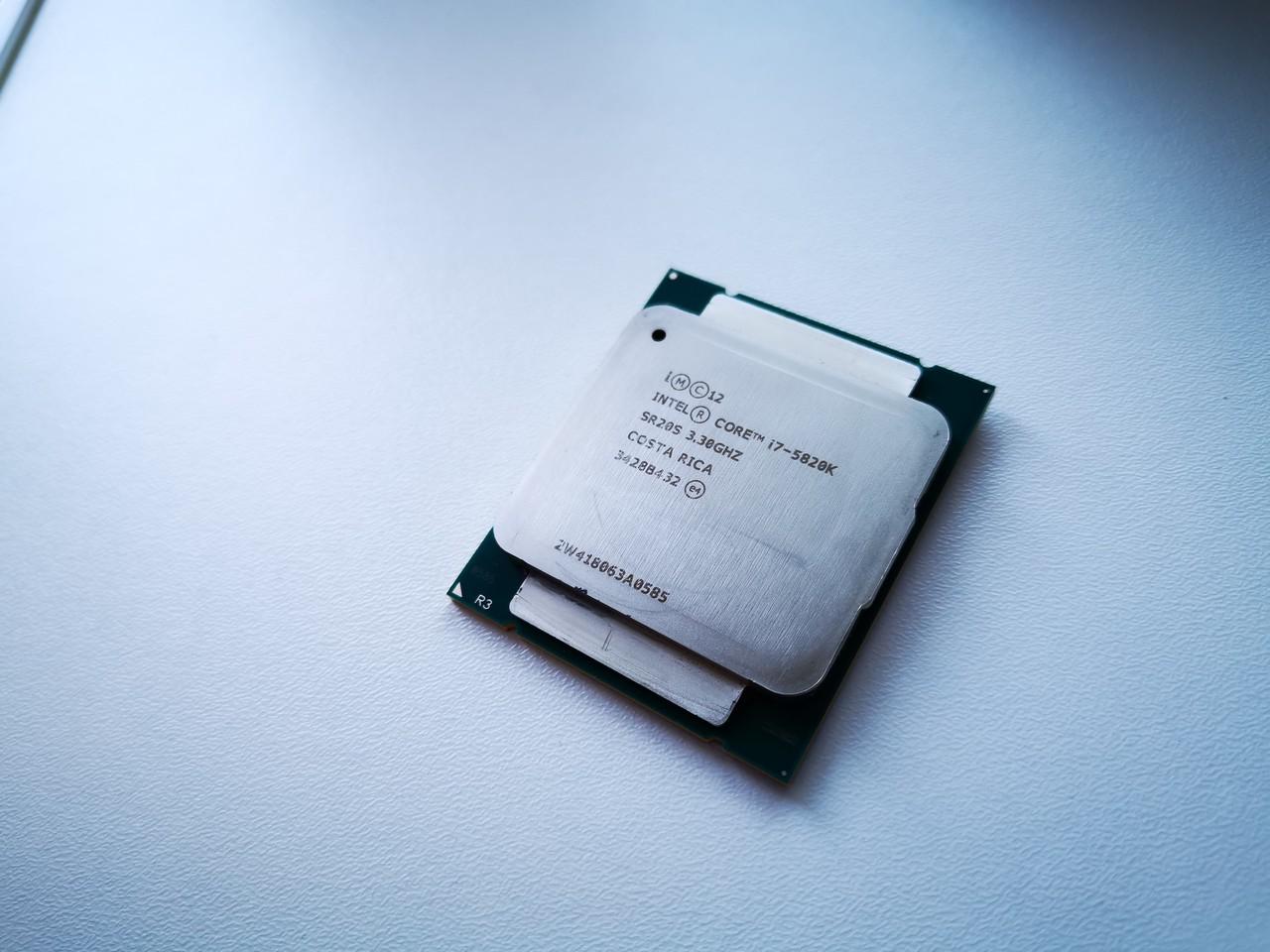 картинка Naudotas Intel Core i7 5820K SR20S 3.30GHZ от магазина Одежда+