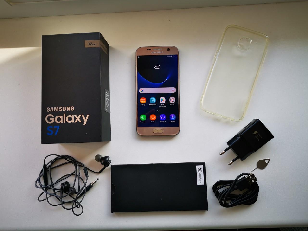 картинка Naudotas Samsung Galaxy S7 Gold от магазина Одежда+
