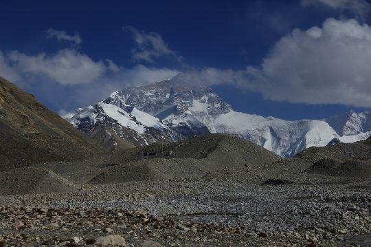 Эверест, Северное лицо
